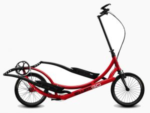 Elliptigo 8C Red